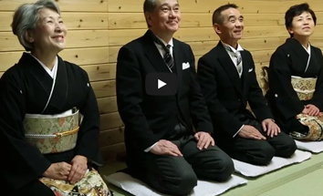 Wedding documentary 龍田神社